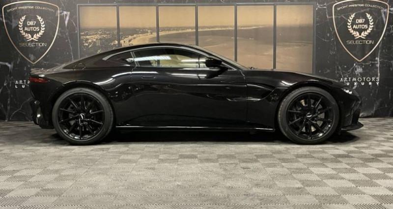Aston martin V8 Vantage New 4.0 Biturbo 510 ch Full Black Noir occasion à GUERANDE - photo n°2