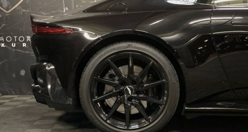 Aston martin V8 Vantage New 4.0 Biturbo 510 ch Full Black Noir occasion à GUERANDE - photo n°3