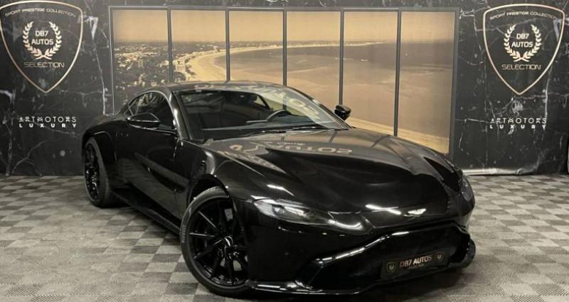 Aston martin V8 Vantage New 4.0 Biturbo 510 ch Full Black Noir occasion à GUERANDE