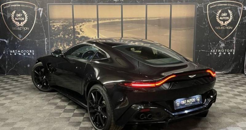 Aston martin V8 Vantage New 4.0 Biturbo 510 ch Full Black Noir occasion à GUERANDE - photo n°5