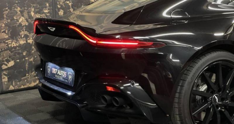 Aston martin V8 Vantage New 4.0 Biturbo 510 ch Full Black Noir occasion à GUERANDE - photo n°4