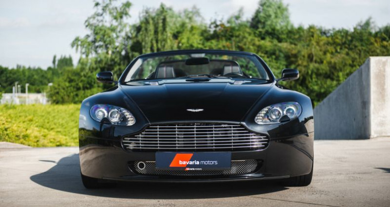 Aston martin V8 Vantage Roadster N400 - *Nr. 18 of 240* -  occasion à Harelbeke - photo n°3