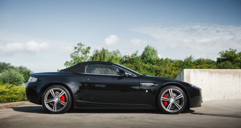 Aston martin V8 Vantage Roadster N400 - *Nr. 18 of 240* -  occasion à Harelbeke - photo n°7
