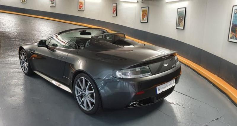 Aston martin V8 Vantage Roadster S Gris occasion à Neuilly-sur-Seine - photo n°6