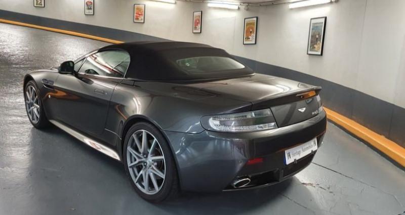 Aston martin V8 Vantage Roadster S Gris occasion à Neuilly-sur-Seine - photo n°7