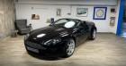 Aston martin V8 Vantage Roadster Noir à Neuilly-sur-Seine 92
