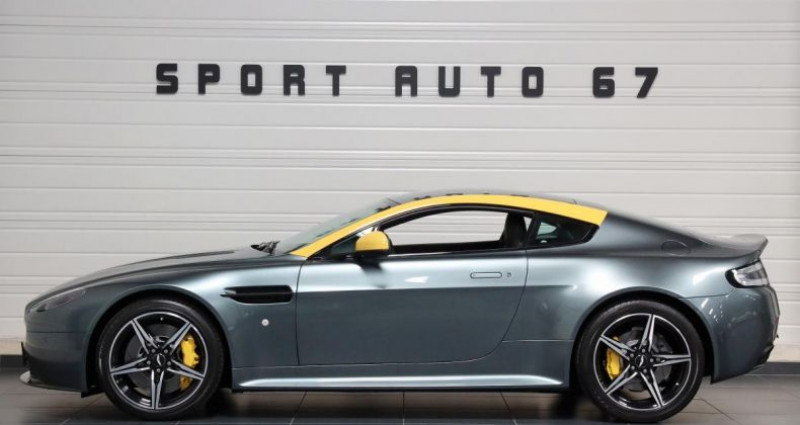 Aston martin V8 Vantage S Sportshift II 7 vitesses  occasion à Geispolsheim - photo n°2