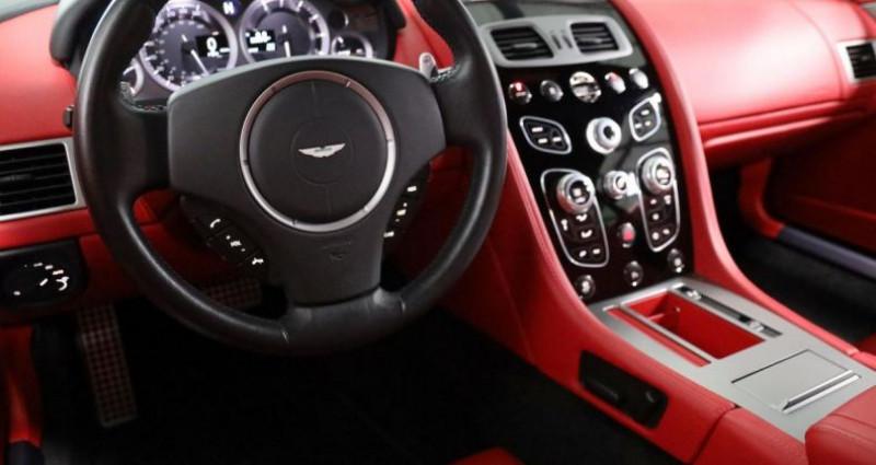 Aston martin V8 Vantage S Sportshift II 7 vitesses Argent occasion à Geispolsheim - photo n°4