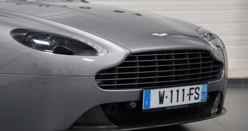 Aston martin V8 Vantage S  Sportshift II 7 vitesses Argent occasion à Geispolsheim - photo n°6
