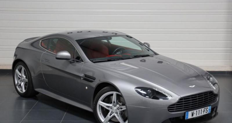 Aston martin V8 Vantage S  Sportshift II 7 vitesses Argent occasion à Geispolsheim