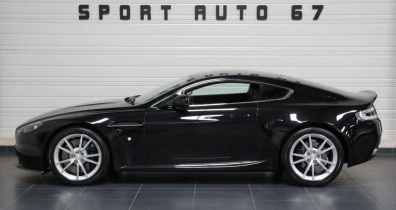 Aston martin V8 Vantage Sportshift II 7 vitesses Noir occasion à Geispolsheim - photo n°2