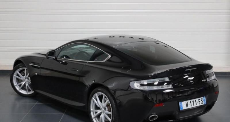 Aston martin V8 Vantage Sportshift II 7 vitesses Noir occasion à Geispolsheim - photo n°3