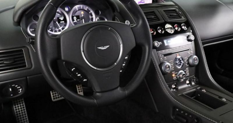 Aston martin V8 Vantage Sportshift II 7 vitesses Noir occasion à Geispolsheim - photo n°4