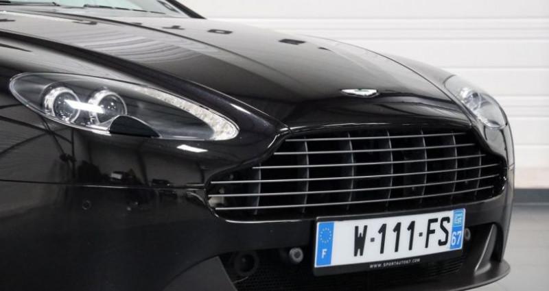 Aston martin V8 Vantage Sportshift II 7 vitesses Noir occasion à Geispolsheim - photo n°6