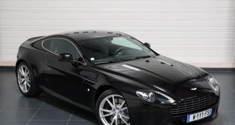 Aston martin V8 Vantage Sportshift II 7 vitesses Noir occasion à Geispolsheim