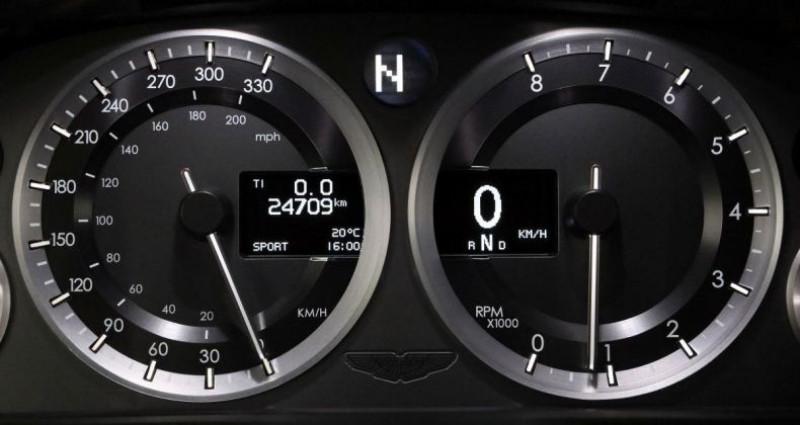 Aston martin V8 Vantage Sportshift II 7 vitesses Noir occasion à Geispolsheim - photo n°7