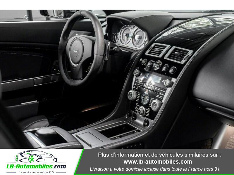 Aston martin V8 Vantage V8 4.7 426 ch Sportshift N420 Gris occasion à Beaupuy - photo n°5
