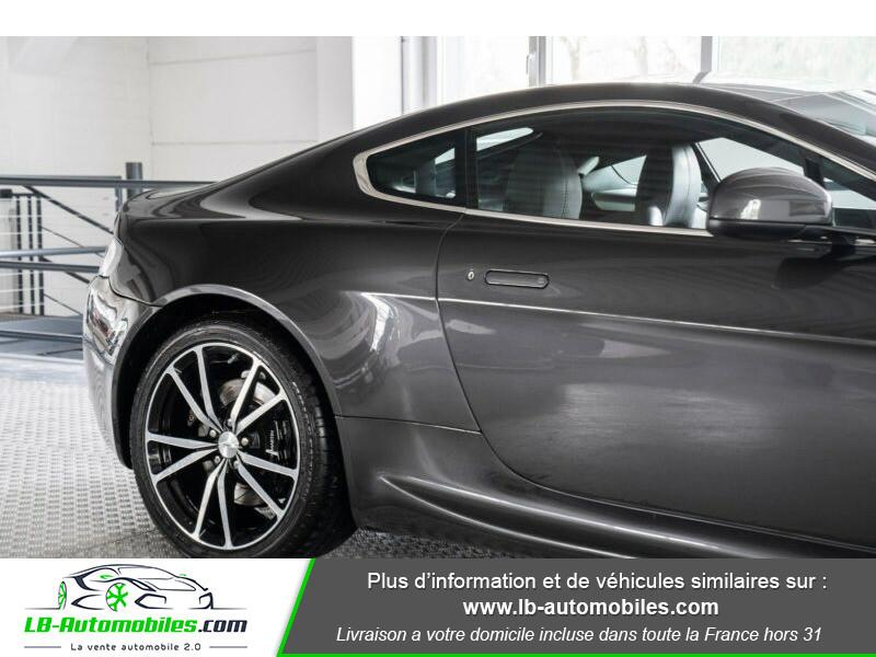 Aston martin V8 Vantage V8 4.7 426 ch Sportshift N420 Gris occasion à Beaupuy - photo n°12