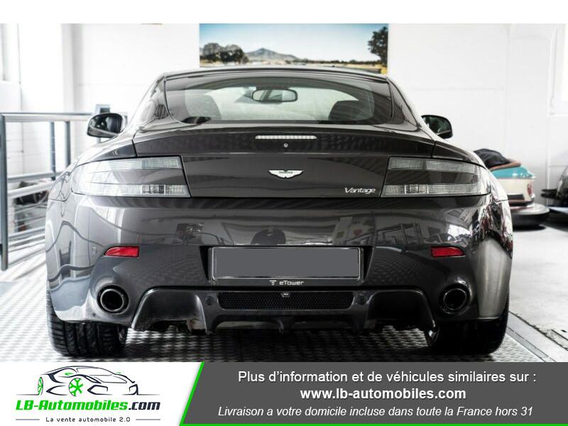 Aston martin V8 Vantage V8 4.7 426 ch Sportshift N420 Gris occasion à Beaupuy - photo n°13