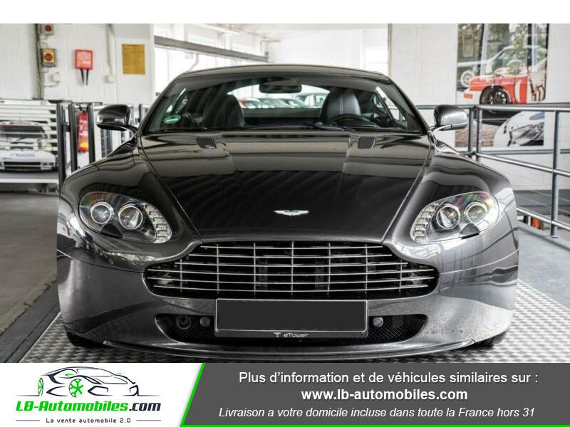 Aston martin V8 Vantage V8 4.7 426 ch Sportshift N420 Gris occasion à Beaupuy - photo n°11