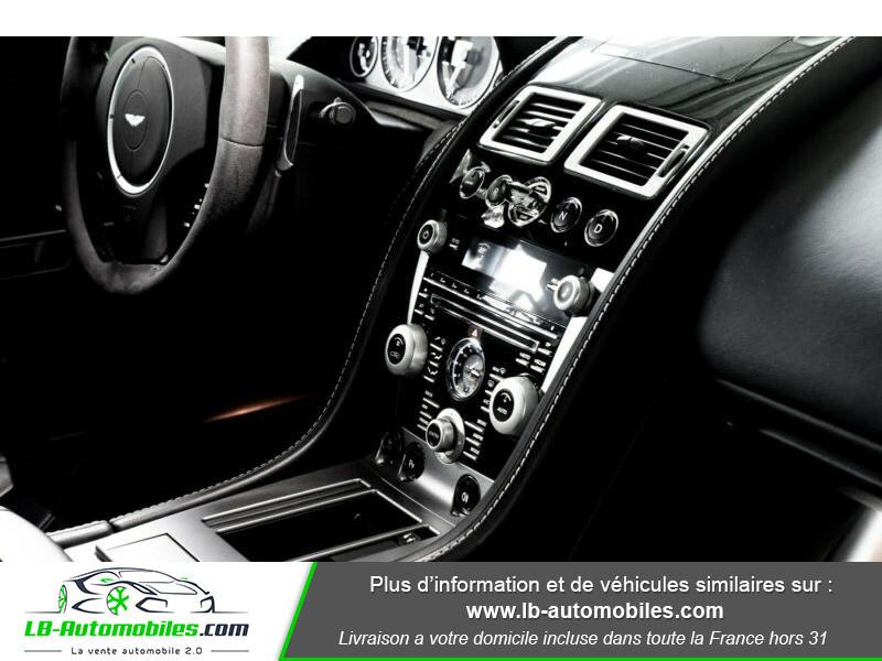 Aston martin V8 Vantage V8 4.7 426 ch Sportshift N420 Gris occasion à Beaupuy - photo n°7