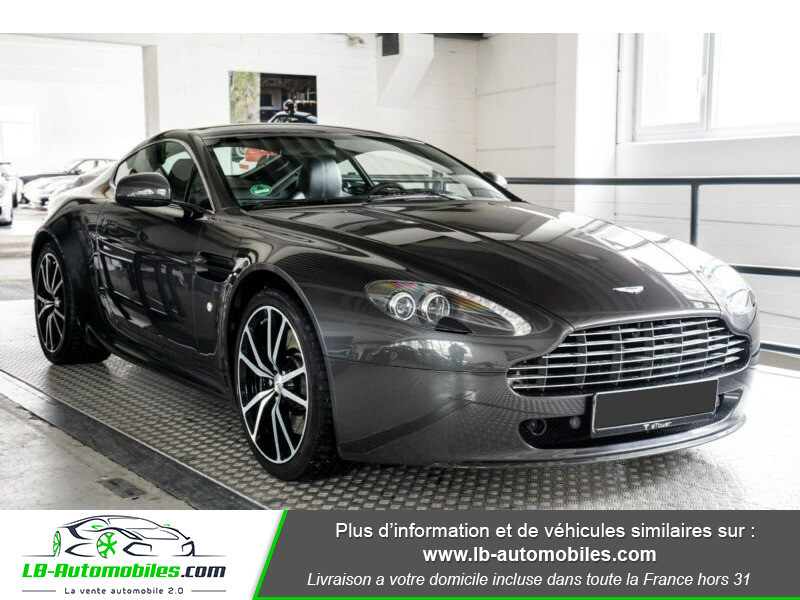 Aston martin V8 Vantage V8 4.7 426 ch Sportshift N420 Gris occasion à Beaupuy