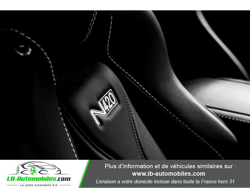 Aston martin V8 Vantage V8 4.7 426 ch Sportshift N420 Gris occasion à Beaupuy - photo n°8