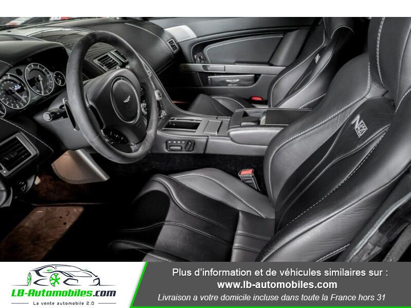 Aston martin V8 Vantage V8 4.7 426 ch Sportshift N420 Gris occasion à Beaupuy - photo n°4