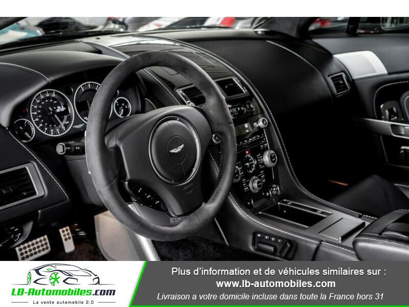 Aston martin V8 Vantage V8 4.7 426 ch Sportshift N420 Gris occasion à Beaupuy - photo n°2