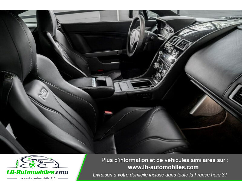 Aston martin V8 Vantage V8 4.7 426 ch Sportshift N420 Gris occasion à Beaupuy - photo n°6