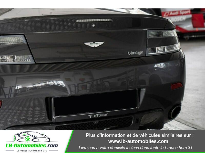 Aston martin V8 Vantage V8 4.7 426 ch Sportshift N420 Gris occasion à Beaupuy - photo n°14