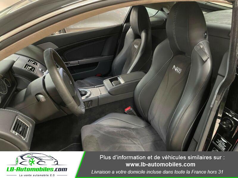 Aston martin V8 Vantage V8 4.7 426 ch Sportshift N420 Noir occasion à Beaupuy - photo n°9