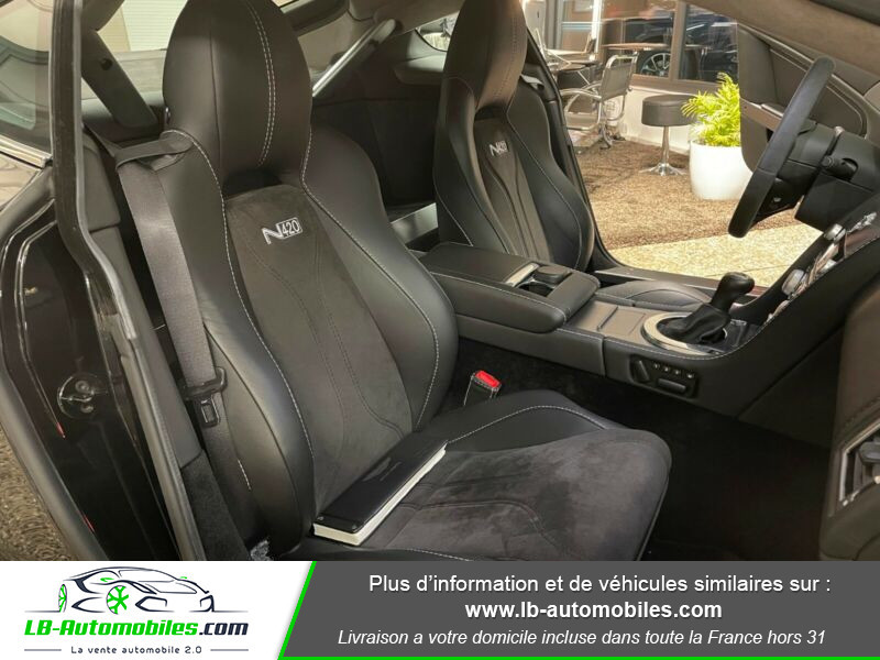 Aston martin V8 Vantage V8 4.7 426 ch Sportshift N420 Noir occasion à Beaupuy - photo n°11