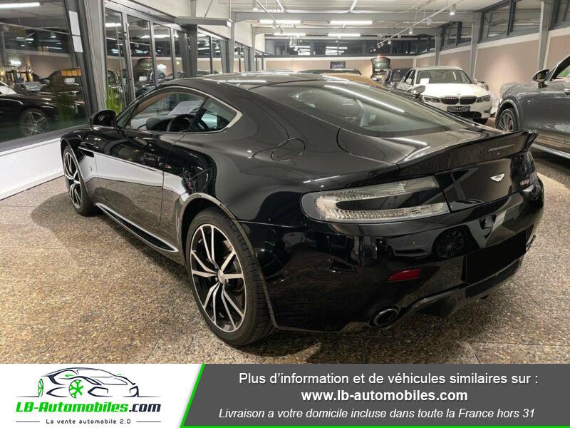 Aston martin V8 Vantage V8 4.7 426 ch Sportshift N420 Noir occasion à Beaupuy - photo n°6