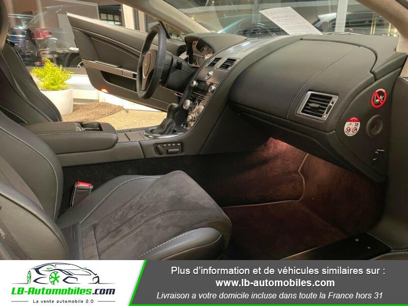 Aston martin V8 Vantage V8 4.7 426 ch Sportshift N420 Noir occasion à Beaupuy - photo n°12