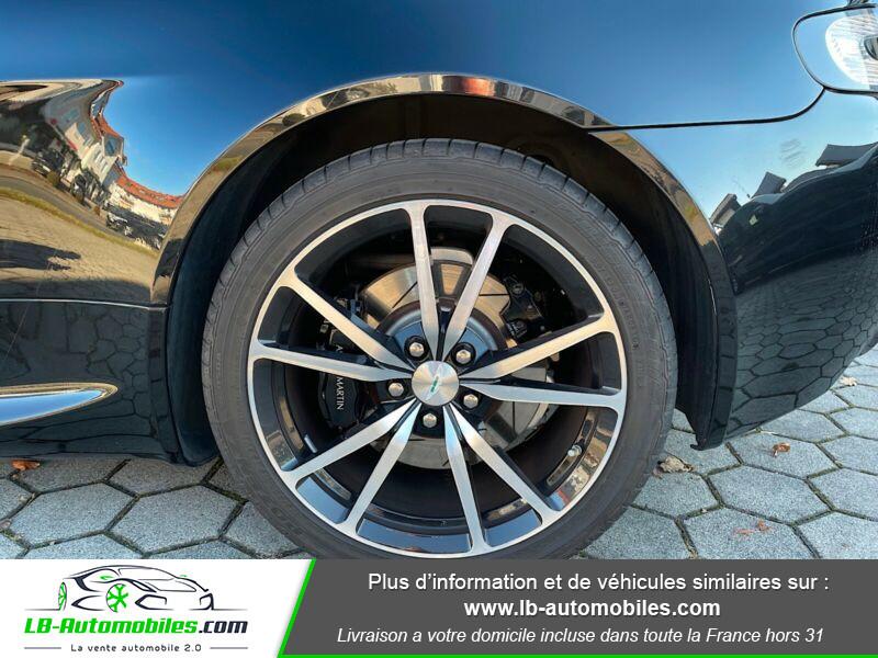 Aston martin V8 Vantage V8 4.7 426 ch Sportshift N420 Noir occasion à Beaupuy - photo n°17