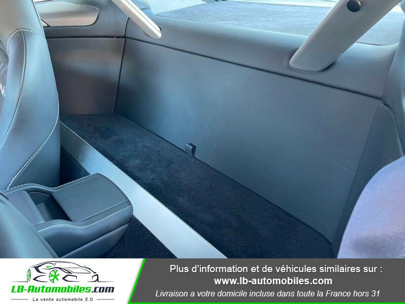 Aston martin V8 Vantage V8 4.7 426 ch Sportshift N420 Noir occasion à Beaupuy - photo n°14
