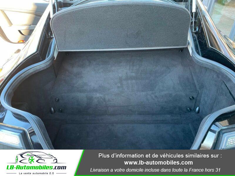 Aston martin V8 Vantage V8 4.7 426 ch Sportshift N420 Noir occasion à Beaupuy - photo n°16