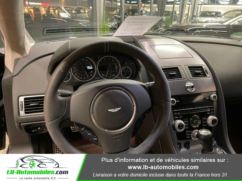 Aston martin V8 Vantage V8 4.7 426 ch Sportshift N420 Noir occasion à Beaupuy - photo n°10