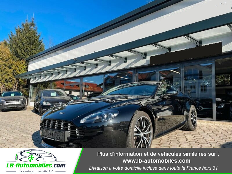 Aston martin V8 Vantage V8 4.7 426 ch Sportshift N420 Noir occasion à Beaupuy