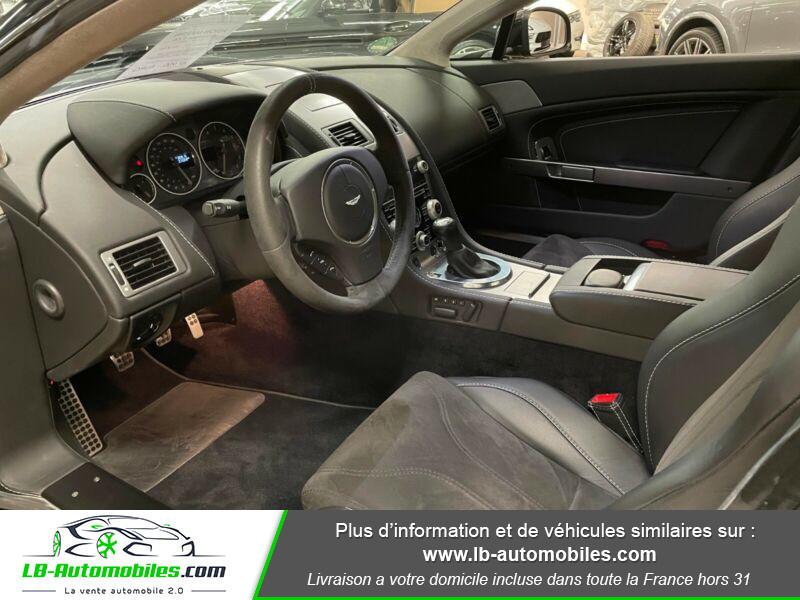 Aston martin V8 Vantage V8 4.7 426 ch Sportshift N420 Noir occasion à Beaupuy - photo n°2