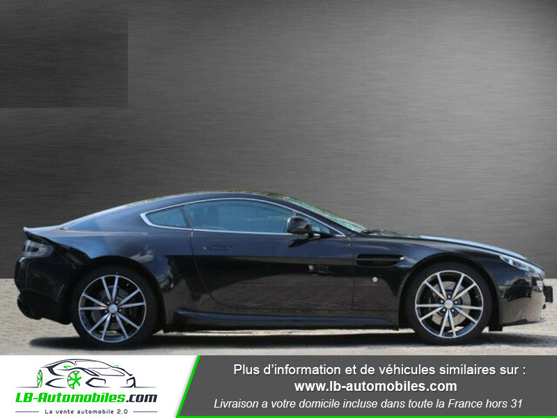 Aston martin V8 Vantage V8 4.7 426 ch Noir occasion à Beaupuy - photo n°9