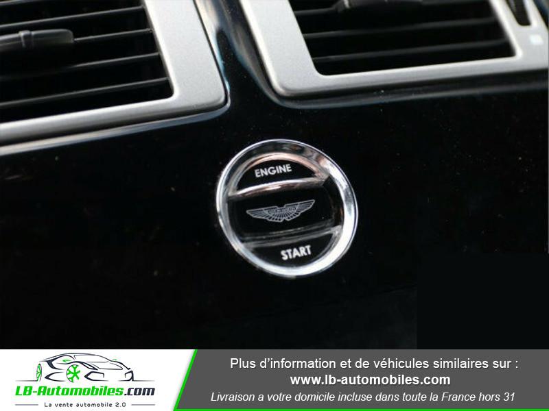 Aston martin V8 Vantage V8 4.7 426 ch Noir occasion à Beaupuy - photo n°15