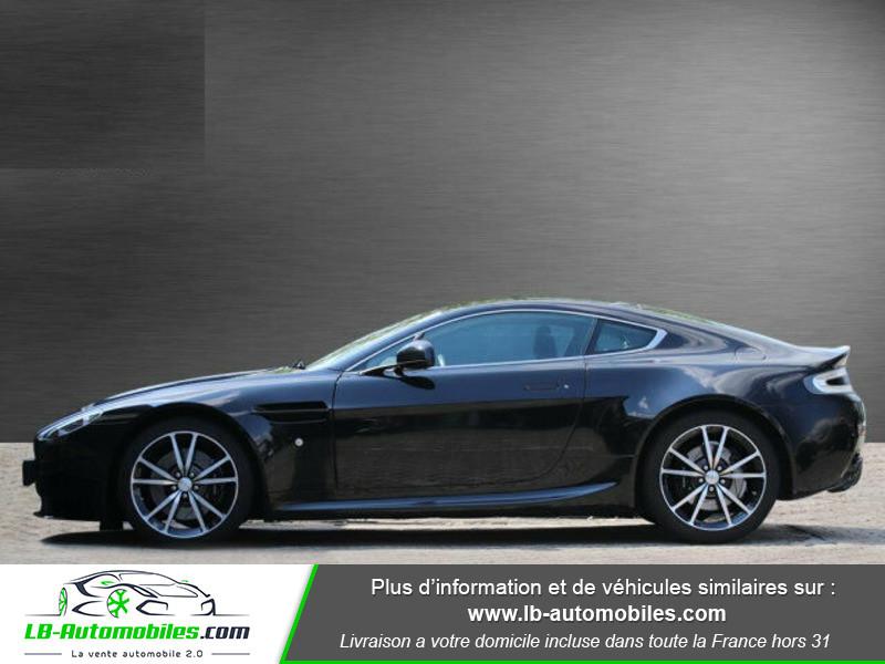 Aston martin V8 Vantage V8 4.7 426 ch Noir occasion à Beaupuy - photo n°7