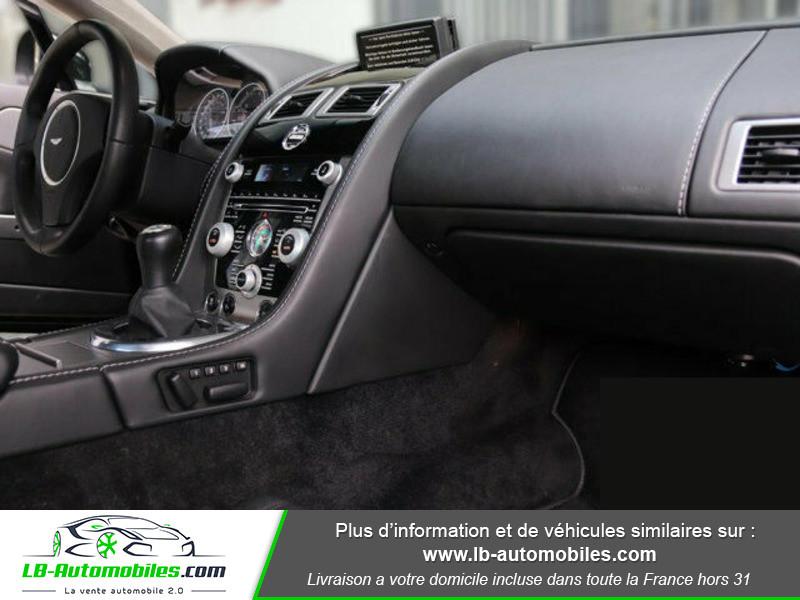 Aston martin V8 Vantage V8 4.7 426 ch Noir occasion à Beaupuy - photo n°19