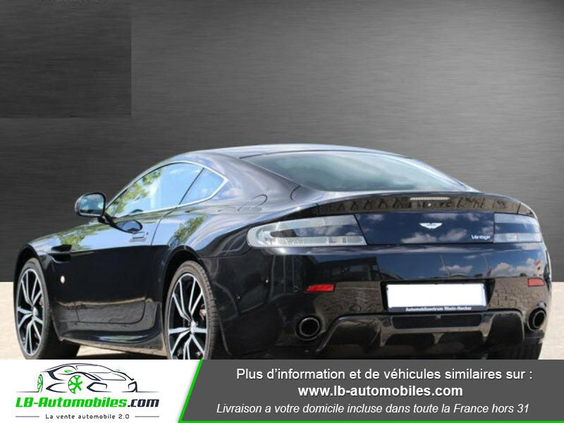Aston martin V8 Vantage V8 4.7 426 ch Noir occasion à Beaupuy - photo n°20