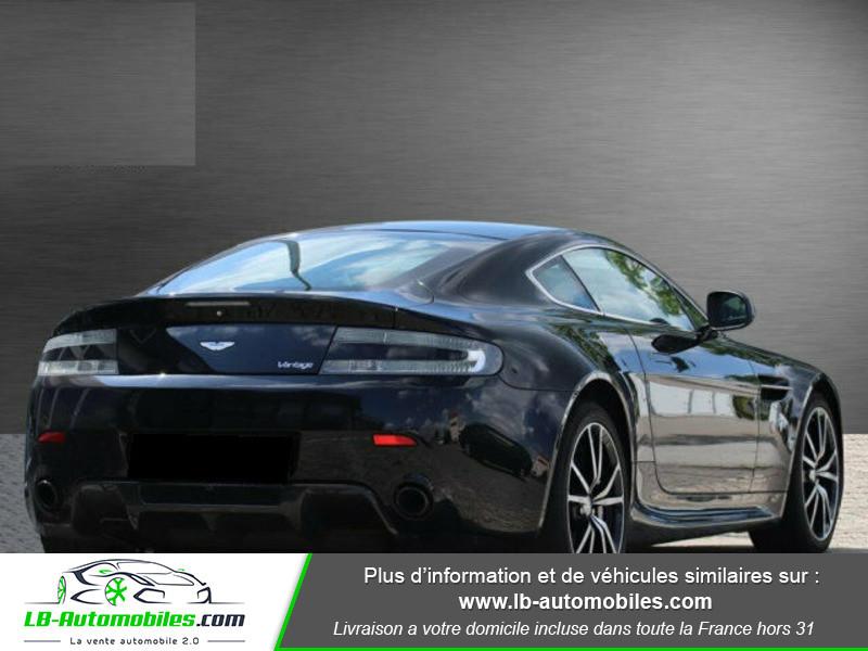 Aston martin V8 Vantage V8 4.7 426 ch Noir occasion à Beaupuy - photo n°3