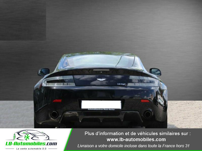 Aston martin V8 Vantage V8 4.7 426 ch Noir occasion à Beaupuy - photo n°8