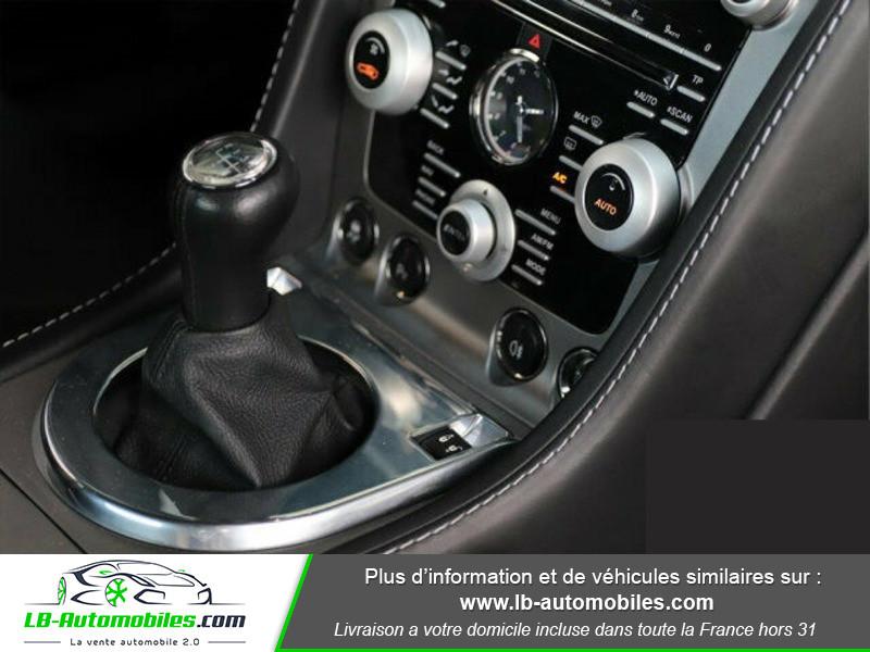 Aston martin V8 Vantage V8 4.7 426 ch Noir occasion à Beaupuy - photo n°17