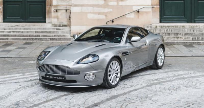 "Aston martin Vanquish 2+2 ""Die Another Day""  occasion à PARIS"